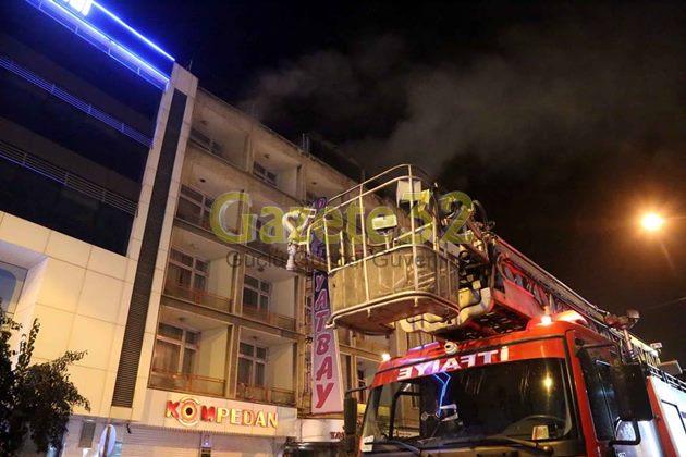 Otel Yangını - 1