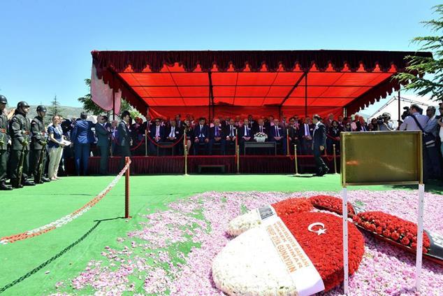 Süleyman Demirel Anma - 1