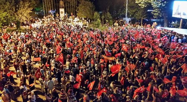 Demokrasi Nöbeti Isparta - 2016 -001