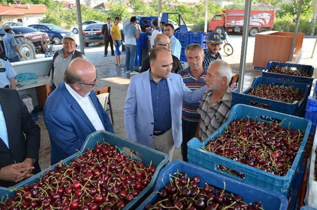 Uluborlu Kiraz Festivali 1