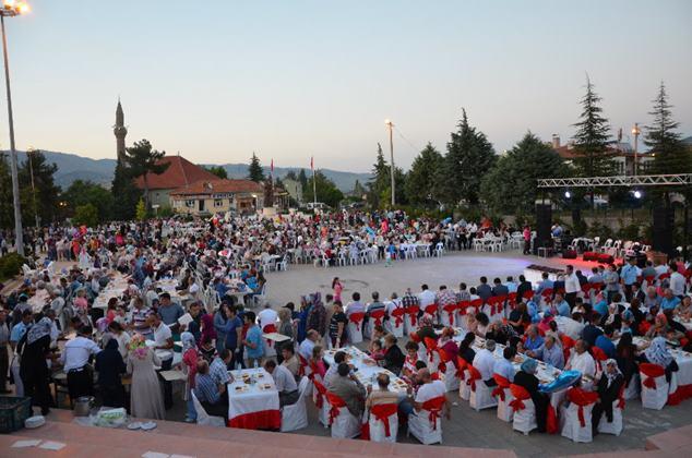 Uluborlu Kiraz Festivali 2